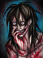 Ominous Unknown Killer by Chisai-Yokai