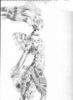 Spiderwick Mermaid by mizdracona