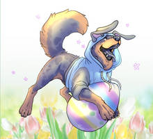 easter boof by pvit