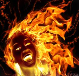 Passion for Fire by Aurrum