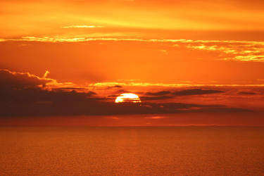 Sunset at Sellicks #1 by NoX-Troniq