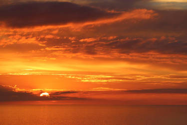 Sunset at Sellicks #2 by NoX-Troniq