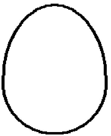 Chara Egg Base by drakangel614