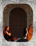 violin phantasies by dauntiemagic