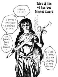 Tales of the +1 Average Ditched Sword I by Silvenger