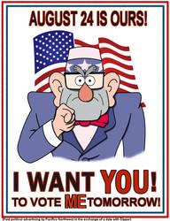 Vote us!!! by rikoudu