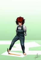 Rin Tezuka by Giftieat