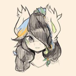 [GRIFFIA] Vivace Sketch by mawbit