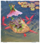 Drifting In Dreams by PatriciaRodelaArtist