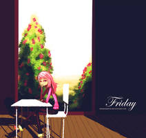 Friday by cottonchan