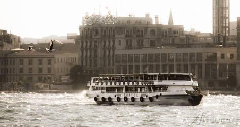 Istanbul II by alkimh