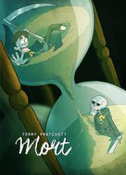 Terry Pratchett's MORT by rsienicki