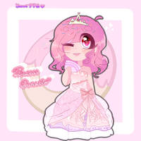 Pricess Donatia Sprinkla l CONTETS by Yumi-PPG