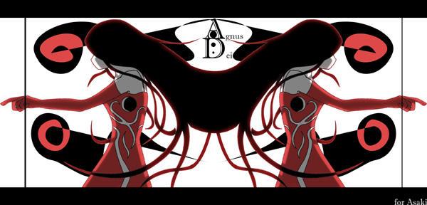 Agnus Dei by darkstalker
