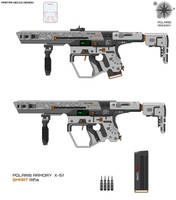 Polaris Armory X-51 SMART Rifle by Master-Gecko-117