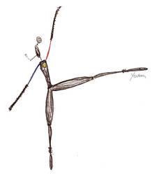 The comedian ballerina by fallenballerina