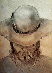 Bounty Hunter by Denalentan