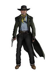 Bad guy in colors by Denalentan