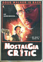 Nostalgia Critic DVD cover by giglek