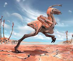 Pseudoraptor Mk.2 by Abiogenisis