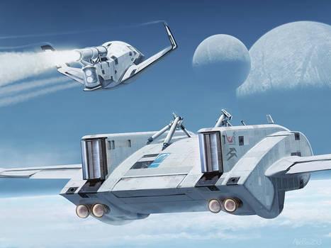 Kaybor-Kendi 'Tallantelli' Launch Vehicle by Abiogenisis