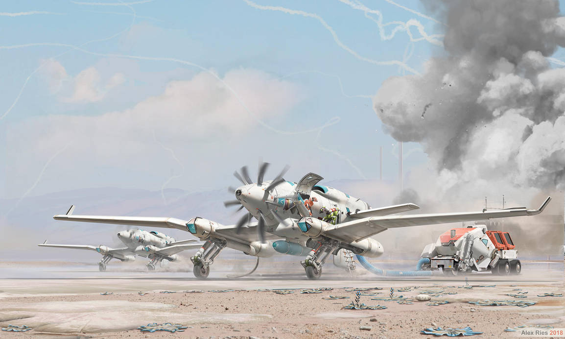 Close Air Support by Abiogenisis