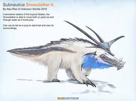 Snowstalker by Abiogenisis