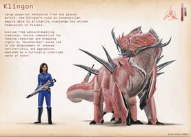 Klingon Concept by Abiogenisis