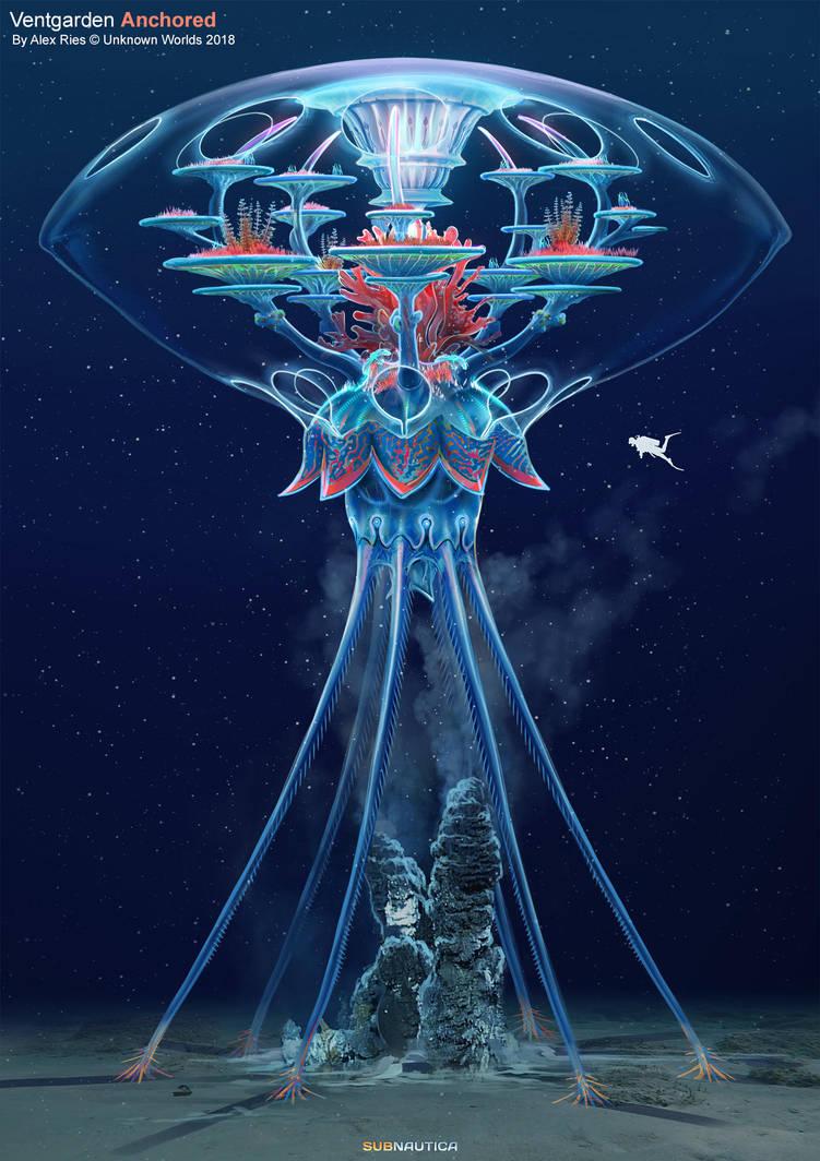 Subnautica: Below Zero - 'Ventgarden' by Abiogenisis