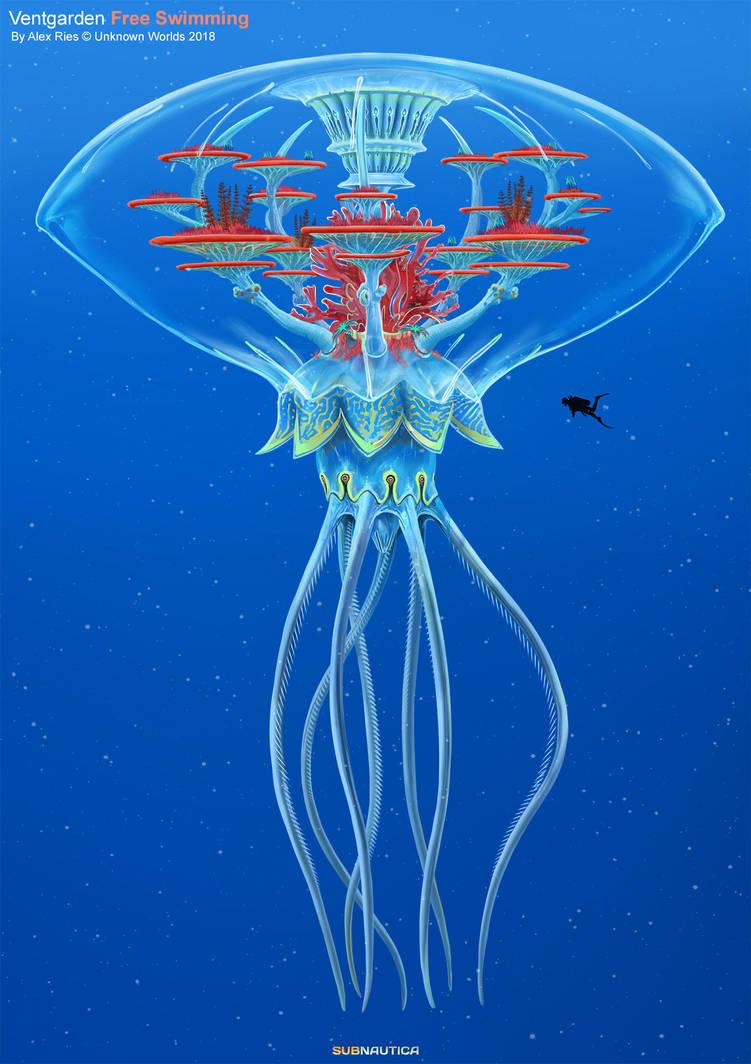 Subnautica: Below Zero - 'Ventgarden' - Day by Abiogenisis