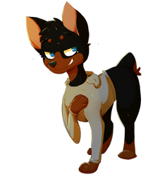 oh so sassy| com + speedpaint by Bluebiscuits