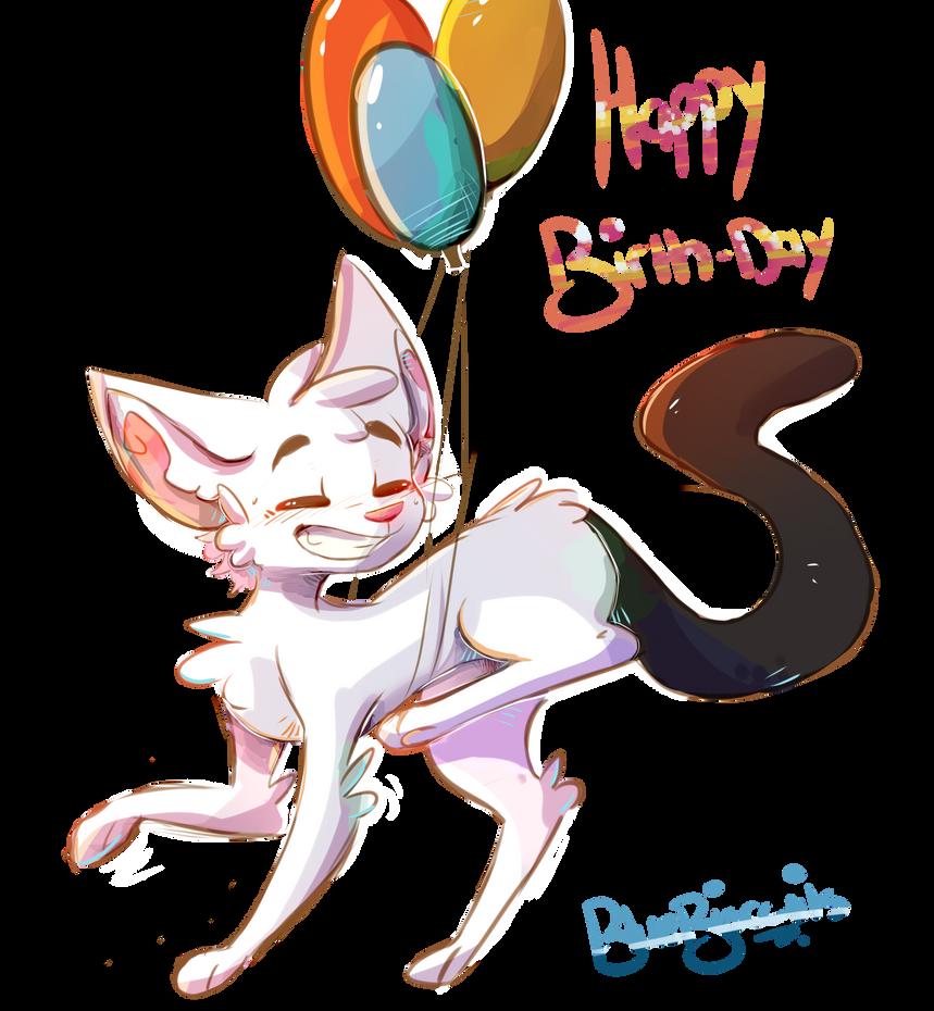 Happy Birthday Katie By Bluebiscuits On DeviantArt