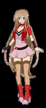 FT Nina Mazuko by assassins-creed1999