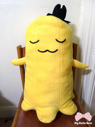 Cheese Kun Plush by reenimochi