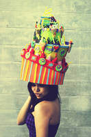 the hat of happyness by iraisavampire