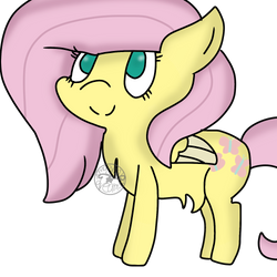 My little Pony - Fluttershy by xmagicaldreamsx