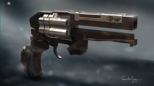 Revolver by nathantwist