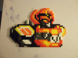 May the Perler Protect You by Ajustice90