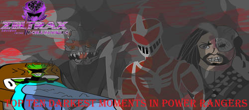 ZM Review - Top 10 Darkest Power Rangers Moments by Ajustice90