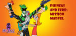ZM Review - Phineas And Ferb Mission Marvel by Ajustice90