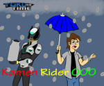 Toku Time Kamen Rider OOO by Ajustice90