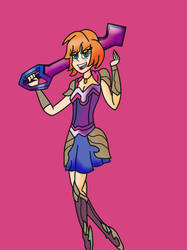 Nora by Ajustice90
