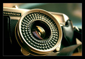 Yashica by Ronskie
