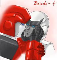 Bonds_Hide x Ratchet by Mishiro-chan