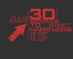 30 seconds to mars by Bones-Brennan