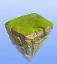 Sky island by germesia