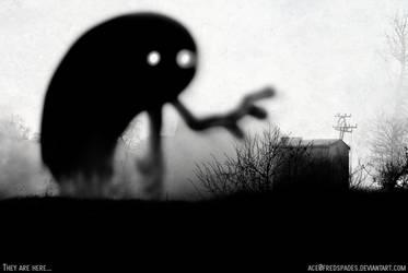FOG monster by Ace0fredspades