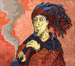 shaman by Ace0fredspades