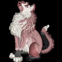 Sinera Pixel Doll Commission by DragonsPixels