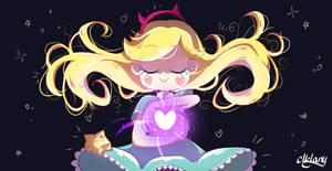 Star Butterfly by MelanyTyan